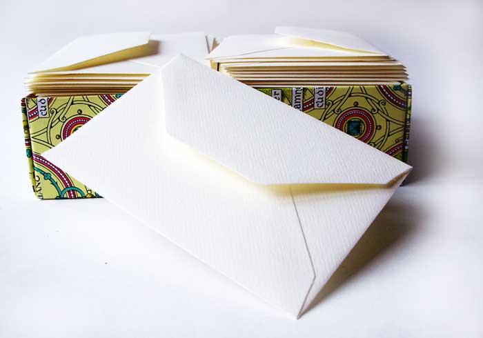 Medioevalis koperty 5 sztuk