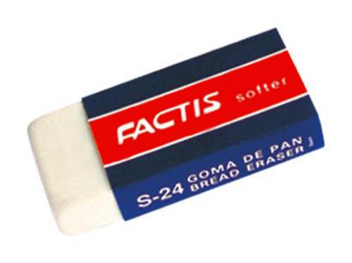 Factis gumka mała S24