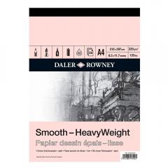 Blok Daler Rowney smooth heavy weight rysunkowy 220g 25ark