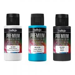 Vallejo premium rc-color farby wodne 60ml