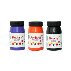Fevicryl farby do tkanin 50ml