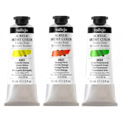 Vallejo acrylic artist color farby akrylowe 60ml