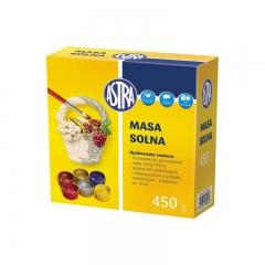 Astra masa solna 450g + zestaw farb 6 kolorów