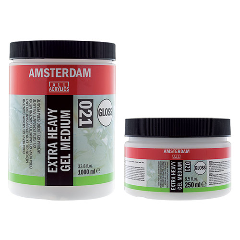 Talens amsterdam błyszczące medium żelowe 021 extra heavy gloss