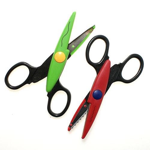 Nożyczki konturowe
