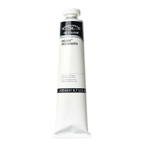 Winsor&Newton medium liquin oleopasto 200ml