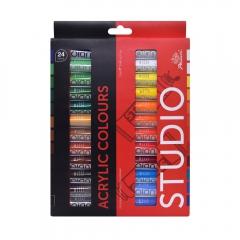 Phoenix zestaw farb akrylowych 24x12ml