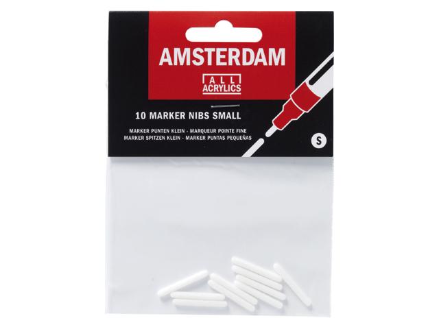 10 wkładów do markerów Amsterdam small