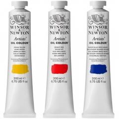 Winsor&Newton farby olejne Artists Oil Colour 200ml