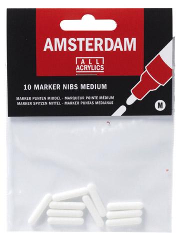 10 wkładów do markerów Amsterdam medium