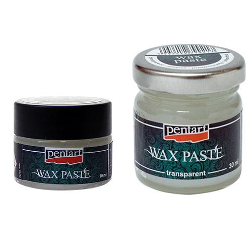 Pentart pasta woskowa - bezbarwna WAX PASTE