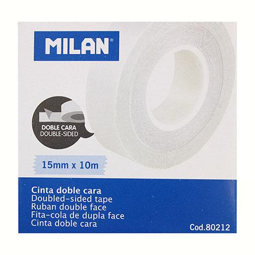 Milan taśma dwustronna 15mm x 10m