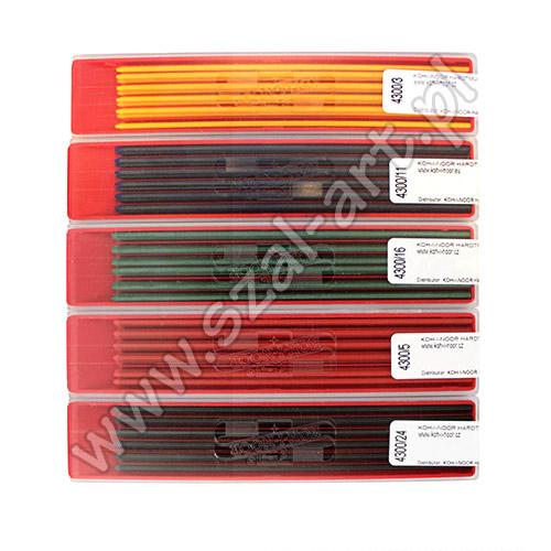 Koh-i-noor wkłady do ołówków mechanicznych colorama