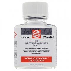 Talens werniks matowy do oleju i akrylu 115 75ml