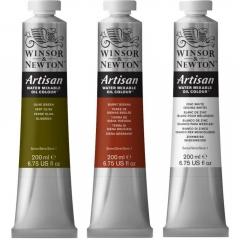 Winsor&Newton artisan olejna wodorozcieńczalna 200ml