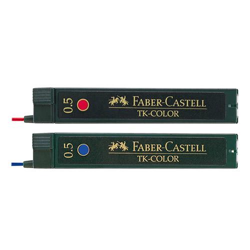 Faber-Castell wkłady grafitowe TK Color 0.5mm