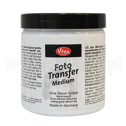 Viva medium foto transfer 250ml