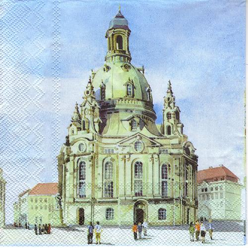 Serwetka do decoupage 3-IHR L452000 Dresden