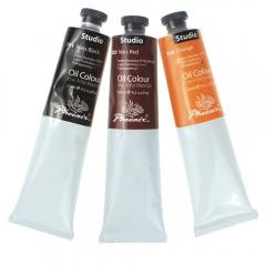 Farby olejne Oil Colour 120ml Phoenix