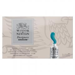 Winsor&Newton primary zestaw gwaszy 6x14ml