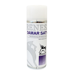Renesans werniks damarowy satynowy spray - 400 ml
