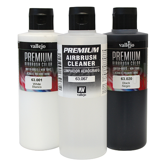 Vallejo premium rc-color farby wodne 200ml