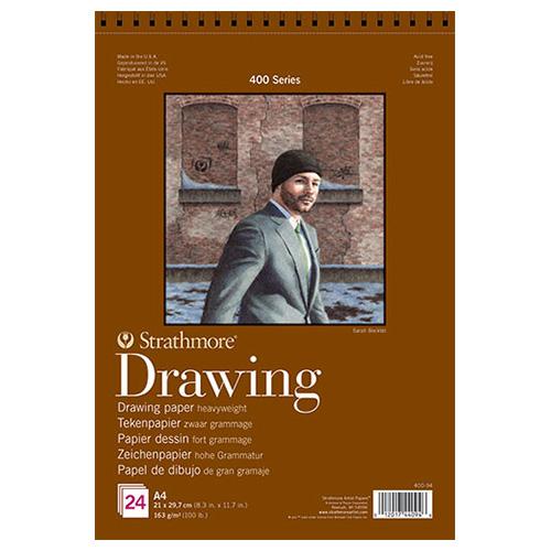 Blok Strathmore s.400 drawing 163g 24ark