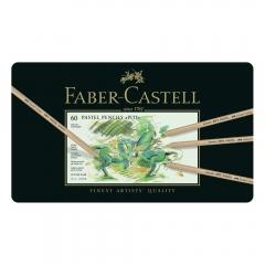 Faber-Castell pitt pastel zestaw 60 pasteli suchych w kredce