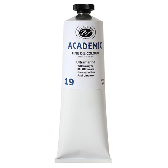 Szmal academic fine oil colours farby olejne 100ml