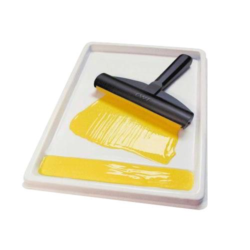 Paleta plastikowa do malowania wałkiem 22 x 32cm