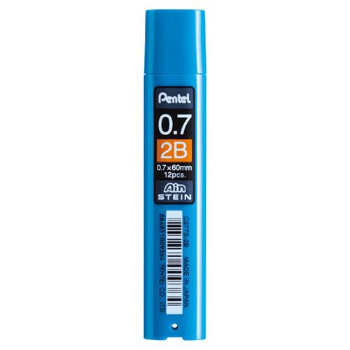 Pentel ain stein wkłady do ołówków automatycznych 0,7mm