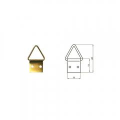 Zawieszki trójkątne do ram i podobrazi