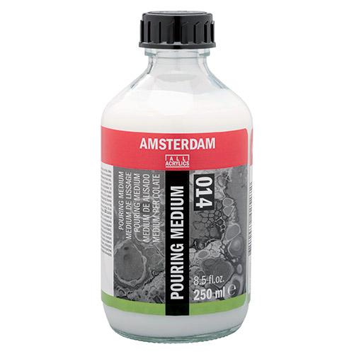 Talens amsterdam pouring medium do farb akrylowych