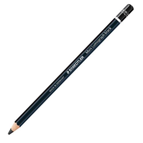 Staedtler mars lumograph black ołówki