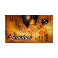 Szmal aquarius zestaw 12 akwareli w kostce Artur Przybysz
