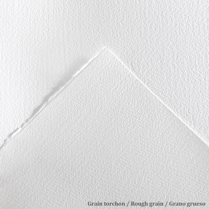 Canson ryza papieru akwarelowego Aquarelle gruboziarnisty