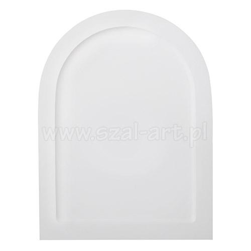 Deska do ikon z kowczegiem łuk zagruntowana 20x24cm