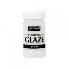 Pentart pouring glaze lakier szklący 100ml