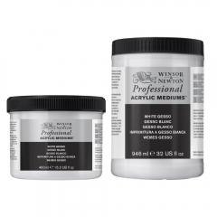Winsor&Newton gesso white grunt malarski biały