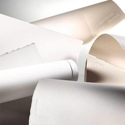 Arches papier akwarelowy w rolce 113x914cm 300g