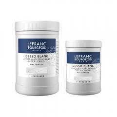 Lefranc gesso blanc grunt malarski biały