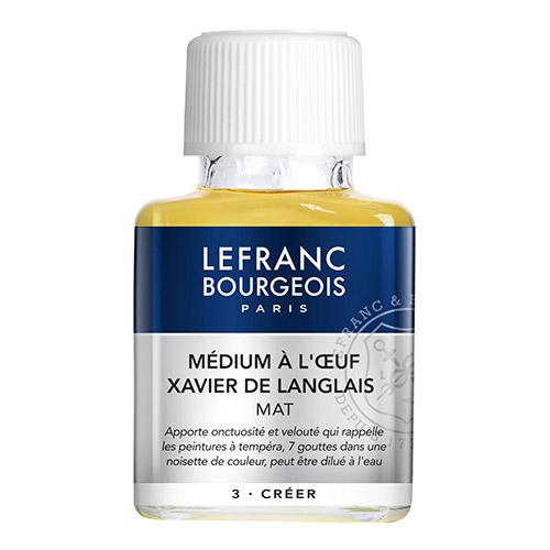 Lefranc xavier de langlais mat 75ml