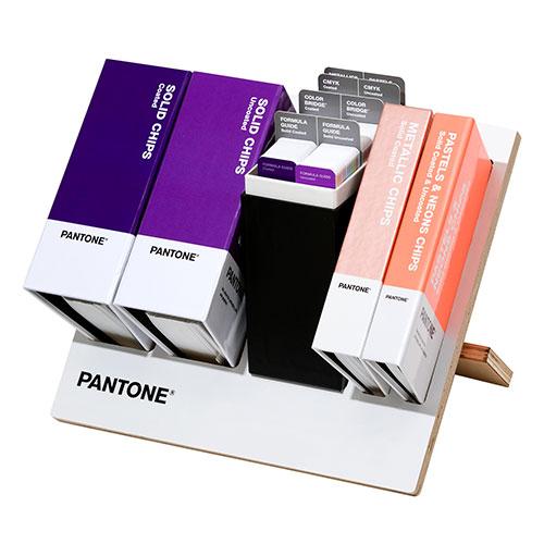 Pantone reference library zestaw wzorników
