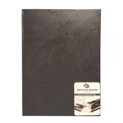 Szkicownik ZPart sketchbook w twardej oprawie 110g 80ark