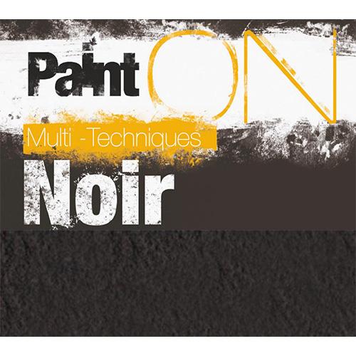 Clairefontaine paint on noir 50x65cm 250g 10ark ryza