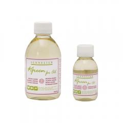 Sennelier green for oil medium w płynie do farb olejnych