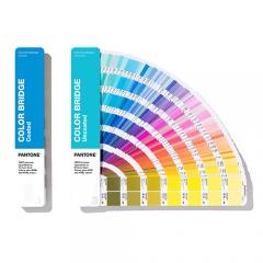 Pantone color brigde coated - no coated wzorniki kolorów