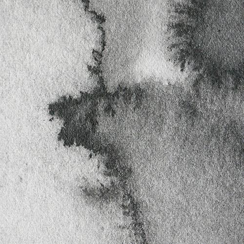 Kuretake seiboku bokuteki tusz z drobnym pigmentem 180ml