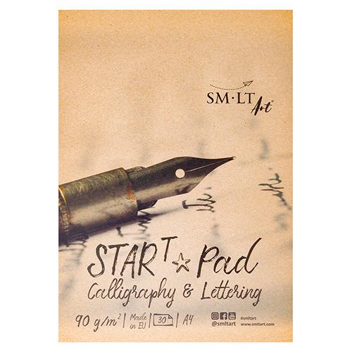 Blok SM-LT art start pad calligraphy&lettering 90g 30ark