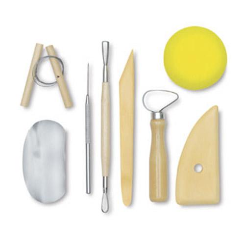Zestaw narzędzia do modelowania - 8 sztuk